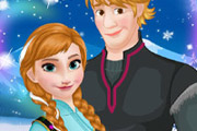 game Anna And Kristoff's Date