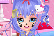 game Baby Barbie Hello Kitty Costumes