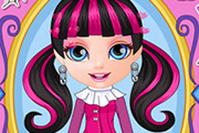 game Baby Barbie Monster High Costumes