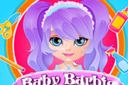 game Baby Barbie Tattoo Designer