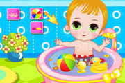 game Baby Bathing Games For Little Kids