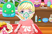 game Baby Elsa Skin Allergy 1