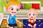 game Baby Hazel Kitchen Fun
