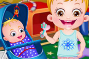 game Baby Hazel Sibling Surprise