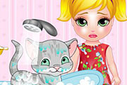 game Baby Madison Cat Care