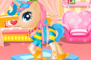 game Baby Pony Princess