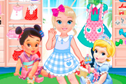 game Baby Princess Summer Boutique