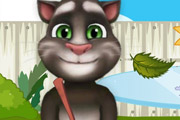 game Baby Tom Garden Cleaning