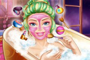 game Barbie Beauty Bath