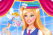 game Barbie Charm School Challenge