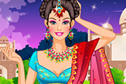 game Barbie Indian Saree