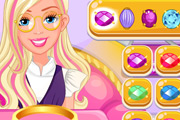 game Barbie Jewelry Artist