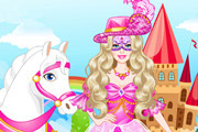 game Barbie Musketeer Princess Dress Up