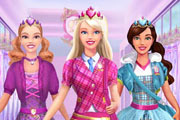 game Barbie Princess Charm School 1