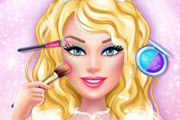 game Barbie Wedding Makeup