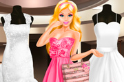 game Barbie Wedding Shopping