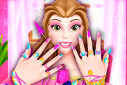 game Belle Nails Salon