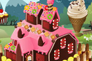 game Candy Mansion Decoration
