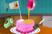 game Cooking Magic Birthday Cake