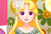 game Design Beautiful Princess Costume