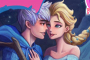 game Disney Love Story Puzzle