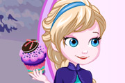 game Disney Princess Cupcake Frenzy