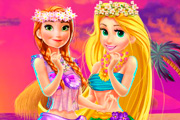 game Disney Princesses Hawaii Shopping