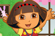 game Dora Beauty Makeover