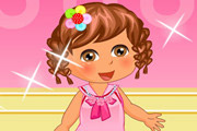 game Dora Hair Salon Games