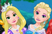 game Elsa Disney Princess