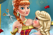game Elsa Tailor for Anna
