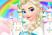 game Elsa's Candy Makeup