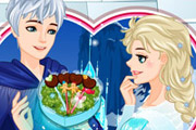 game Elsa's Valentine Day