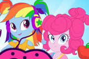 game Equestria Girls: Back To School