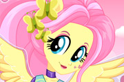 game Fluttershy Archery Style