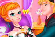 game Frozen Anna Doctor And Makeup