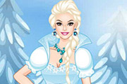 game Frozen Barbie