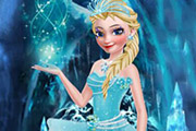 game Frozen Elsa Prep