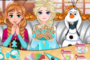 game Frozen Gingerbread
