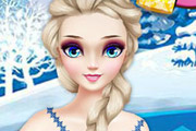 game Frozen Princess Stylish