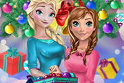 game Frozen Sisters Handmade Presents