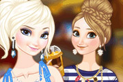 game Frozen Sisters In Cinema