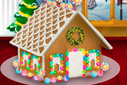 game Gingerbread House Decor