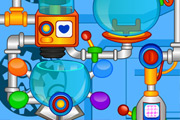 game Ice cream candy factory 2