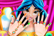 game Jasmine Nails Salon