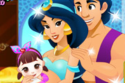 game Jasmine Pregnant And Baby Care