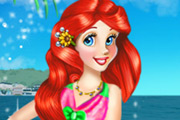 game Magic Sea Dress Up game