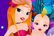 game Mermaid Newborn Baby Care