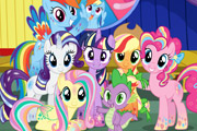 game My Little Pony Circus Fun