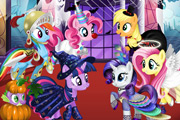 game My little pony Halloween party